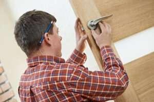 sostituire serratura porta blindata
